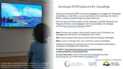 Kamloops ECPN Exposure #1: Soundings